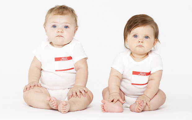 Die coolsten Babynamen 2020