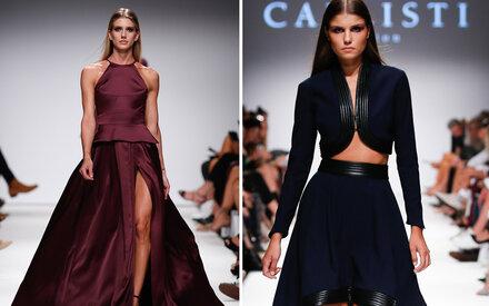 Erstes Highlight der Fashion Week