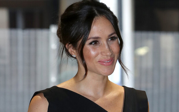 Meghan Markle im 300-Euro-Cocktail-Look