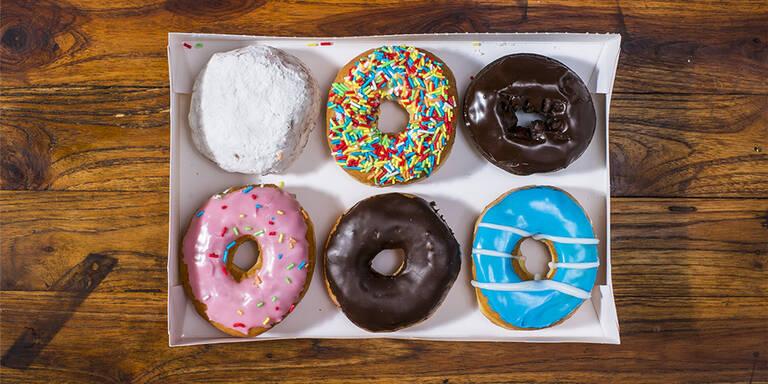 10 Tipps, wie man die Lust  auf Süßes im Zaum hält