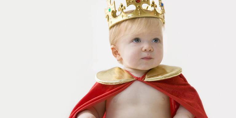 Die schönsten Royal-Babynamen
