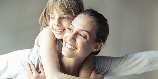 Gemeinsames Spiel bringt  Mutter und Kind in Einklang