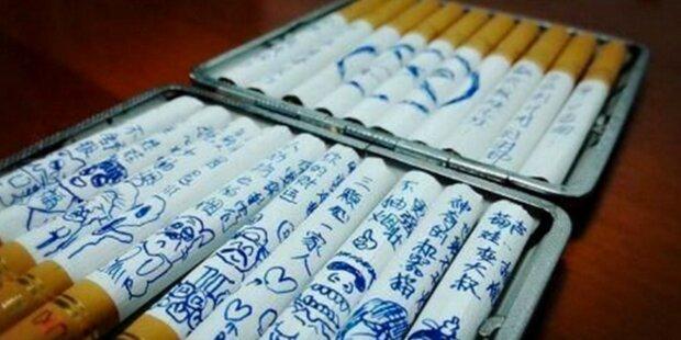 So gewöhnte Frau ihrem Mann das Rauchen ab