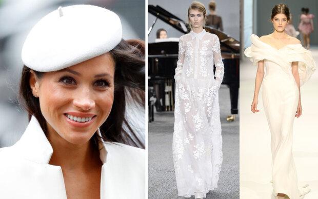Welches Brautkleid soll Meghan tragen?