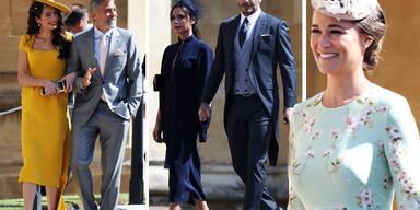 Royal Wedding - Die Gäste