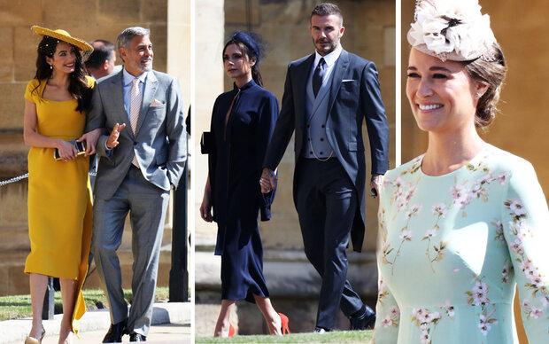 Die Looks der Glamour-Gäste