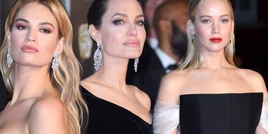 British Academy Film Awards 2018 - Red Carpet