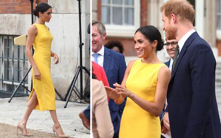 Meghan kopiert die Queen