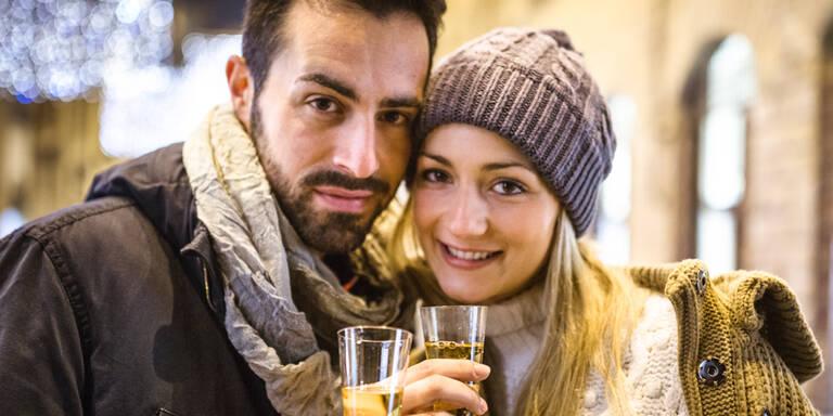 Speed-Dating am Wiener Silvesterpfad