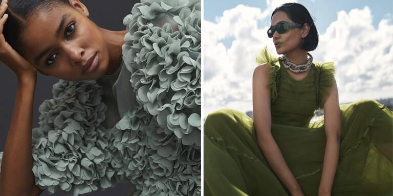 So schön kann Mode aus Abfall sein