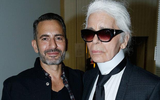 Designer würdigen Lagerfeld