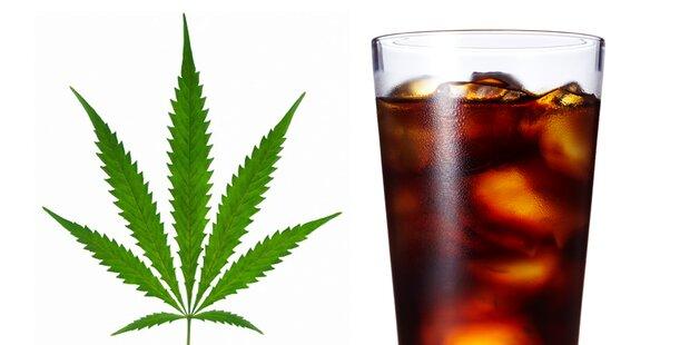 Kommt jetzt das Cannabis-Cola?