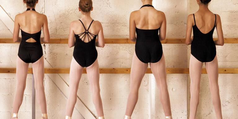 Ballett-Tanz der Tränen