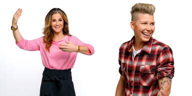Dancing Stars: Virginia Ernst und Elisabeth Görgl dabei