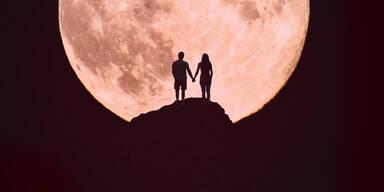 Mondfinsternis: Vollmond bringt uns heute in Wallung