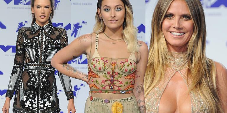 MTV VMAs: Best und Worst Dressed