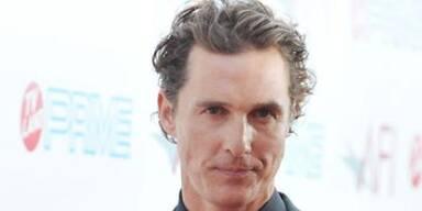 McConaughey: Wilde Zeit vorbei