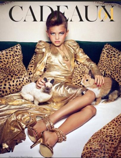 Vogue Cadeaux - thylane Blondeau