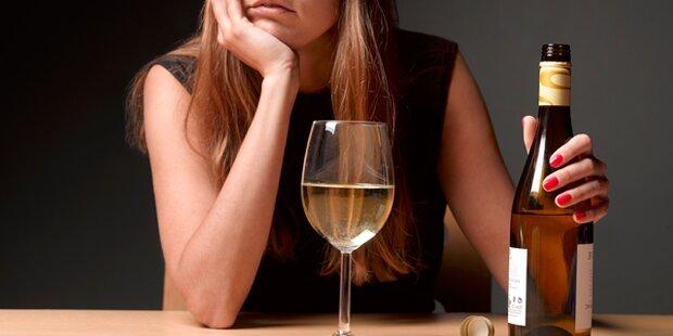 Alkohol hilft dem Gedächtnis auf die Sprünge