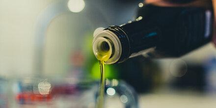 Speiseöle aus dem Supermarkt im Test
