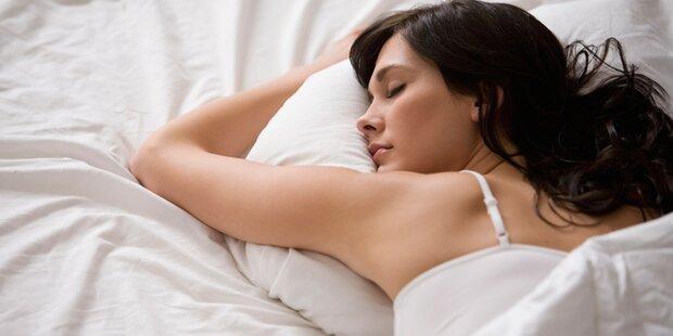Schlafstellungen im Gesundheitscheck