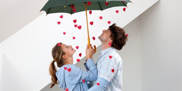 Wer verliebt sich schneller – Mann oder Frau?