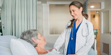 Vorbildhaft: Optimale Schlaganfalltherapie in Österreich