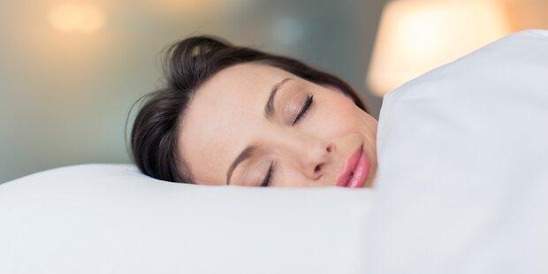 Tiefschlaf hilft dem Gehirn beim Lernen