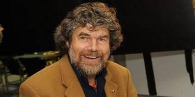 Reinhold Messner heiratet am 1. 8.