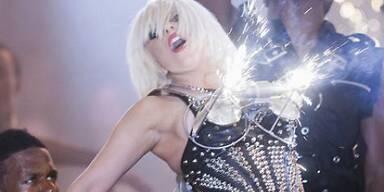 Lady Gaga und ihre wilde Wien-Show