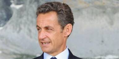 Sarkozy: 275.000 Euro für Blumen!