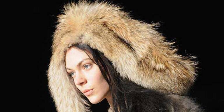 Fashion Week: Gaultier erregt den Zorn von Pelzgegnern