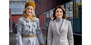Rania & Maxima: Style-Doppel der Fashion-Queens