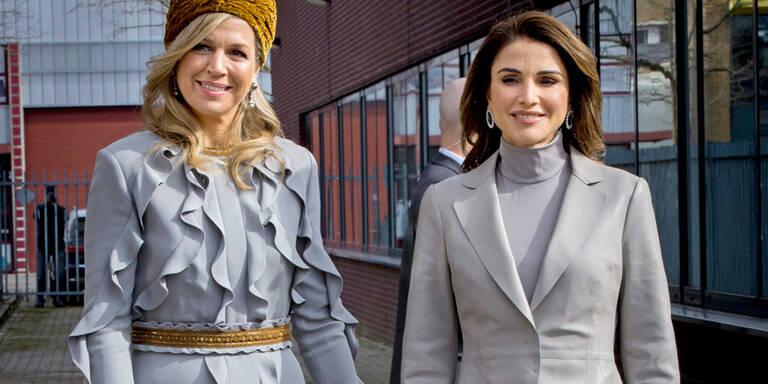 Style-Doppel der Fashion-Queens