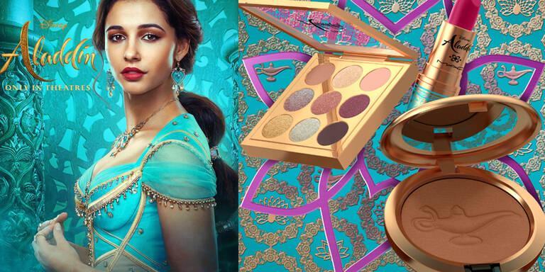 Make-Up für Aladdin-Fans