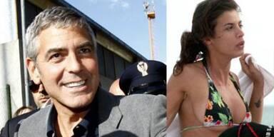 Clooney für Italienerin entflammt?
