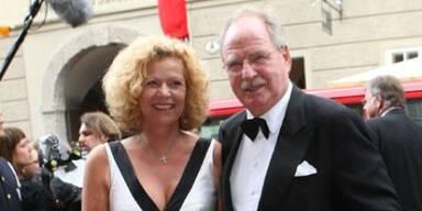 Friedrich von Thun von Frau getrennt