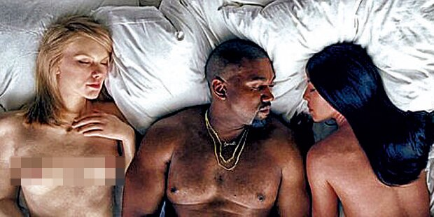 Kanye West: Erste Klage für Sex-Video