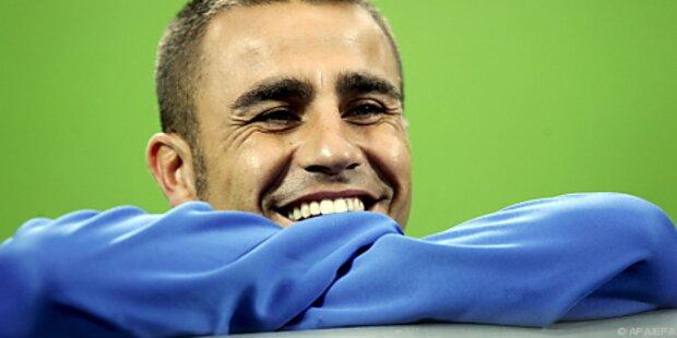 Italien-Kapitän Cannavaro erwägt Rücktritt nach WM