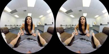 Darsteller bei VR-Pornos extrem gefordert