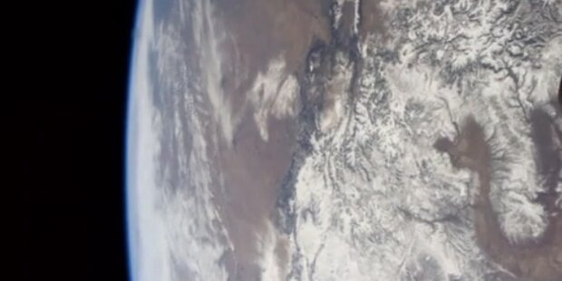 NASA veröffentlicht atemberaubendes Video