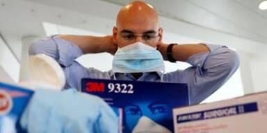 Schutz vor Schweinegrippe