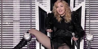 Reinhören: Der neue Madonna-Song