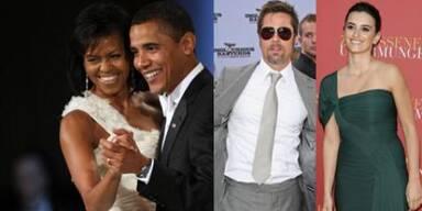 Obamas gehören zu Best Dressed 2009
