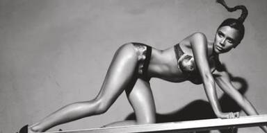 Victoria Beckham:  Armani-Kampagne