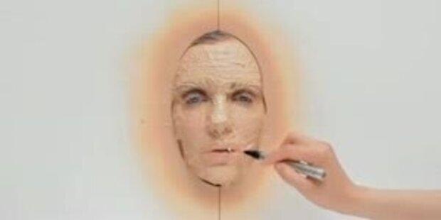Make-Up für 365 Tage auf einmal im Gesicht
