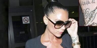 Victoria Beckham: Neues Tattoo