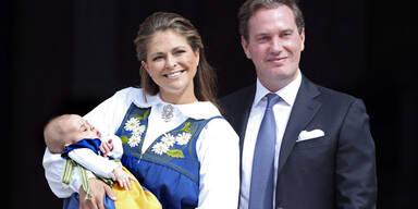 Prinzessin Madeleine: Abschied von New York?
