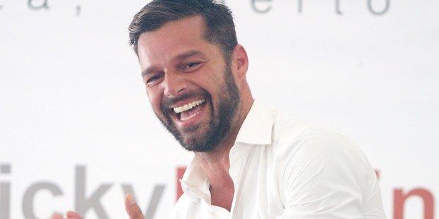 Ricky Martin: Endlich drittes Kind