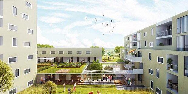 So baut Wien wieder Gemeindewohnungen
